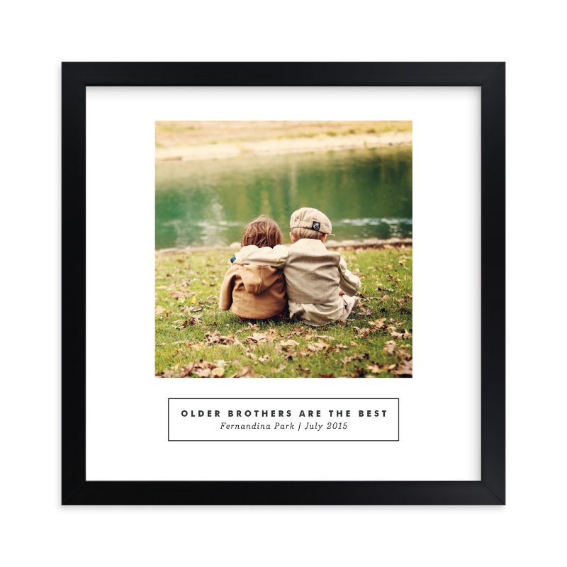 """Instagallery"" - Children's Custom Photo Art Print by Alston Wise in beautiful frame options and a variety of sizes."