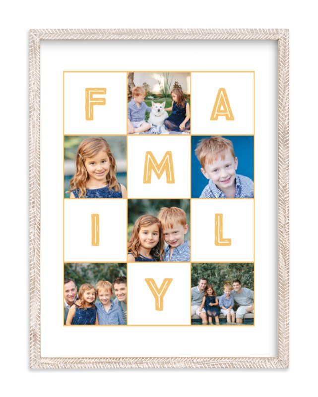 Family memories - Family Photo Frame Wall decor