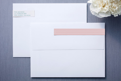 Lovely Skinnywrap™ Address Labels