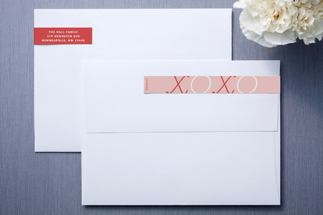 Sealed with a Kiss Skinnywrap™ Address Labels