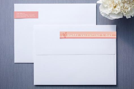 Modern Collage Skinnywrap™ Address Labels