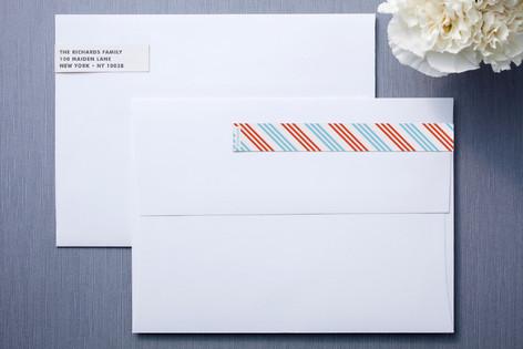 Air Mail Skinnywrap™ Address Labels