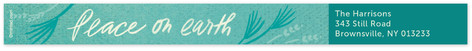 Olive Branch Skinnywrap Address Labels