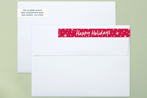 Minimal Gallery Skinnywrap™ Address Labels