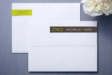 Infinite Skinnywrap™ Address Labels
