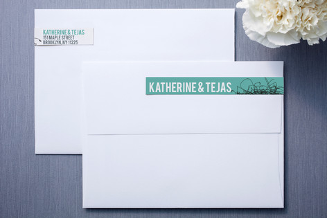 Lovenest Skinnywrap™ Address Labels