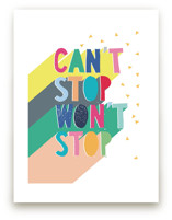 Can't Stop by Katy Clemmans