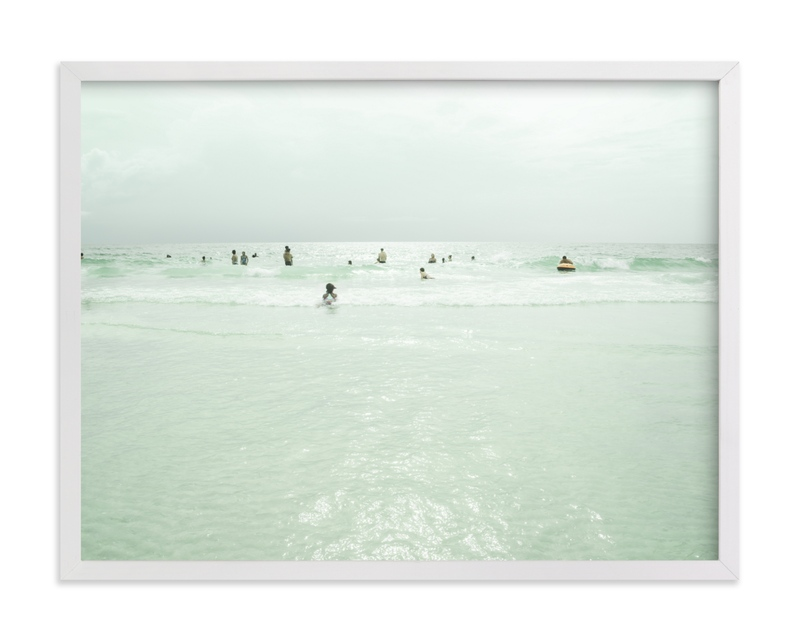 """""""Dream of Summer 2"""" - Limited Edition Art Print by Rega in beautiful frame options and a variety of sizes."""