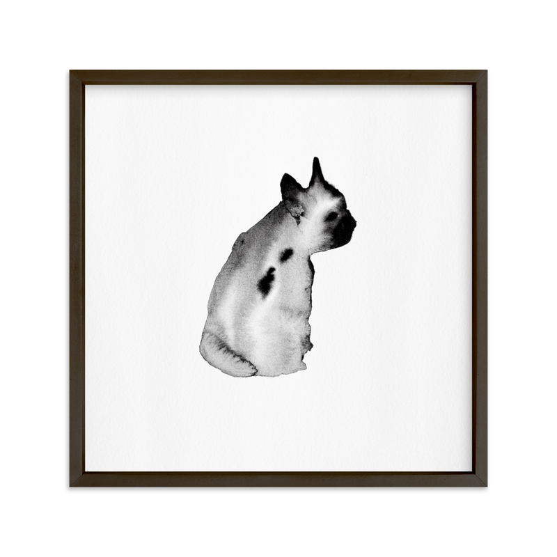 """""""Dreaming Ted"""" - Limited Edition Art Print by jinseikou in beautiful frame options and a variety of sizes."""