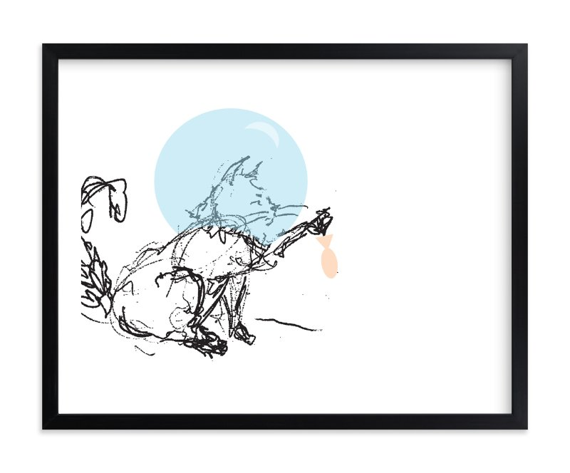 """""""i'm sorry"""" - Limited Edition Art Print by Brittany Nikole in beautiful frame options and a variety of sizes."""