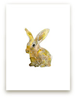 The Country Bunny by Michelle Waldie