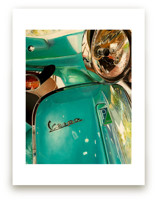 Piaggio Sublime by Robert Deem