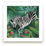 Zebra by Emilie Simpson