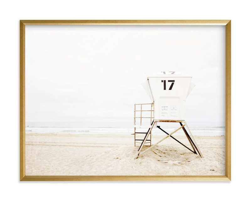 """""""Tower 17"""" - Limited Edition Art Print by Bree Madden in beautiful frame options and a variety of sizes."""