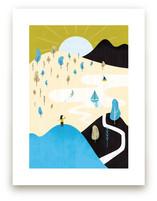 Mountain Sun by Morgan Ramberg