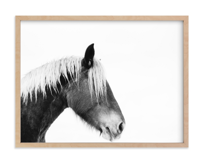 """""""Ansel"""" - Limited Edition Art Print by Amy Carroll in beautiful frame options and a variety of sizes."""