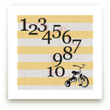 Trike one to ten by Jennifer Cooper