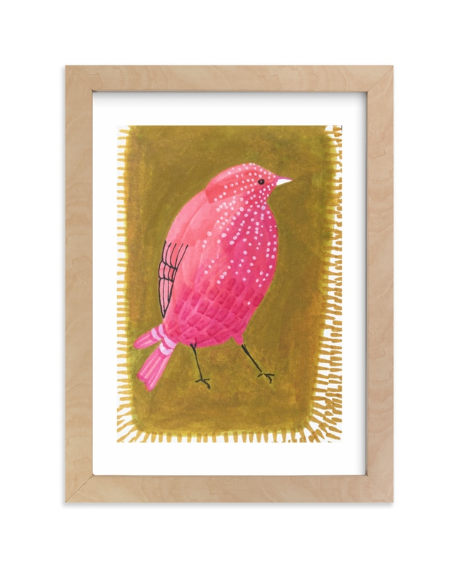 """""""Still 4"""" - Limited Edition Art Print by Victoria Johnson in beautiful frame options and a variety of sizes."""