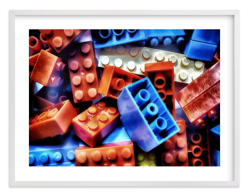 """Legoo"" - Limited Edition Art Print by JLK Photographie in beautiful frame options and a variety of sizes."