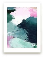 Vivid Splash by Melanie Severin
