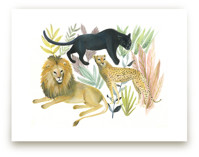 Wild Cats by Emilie Simpson
