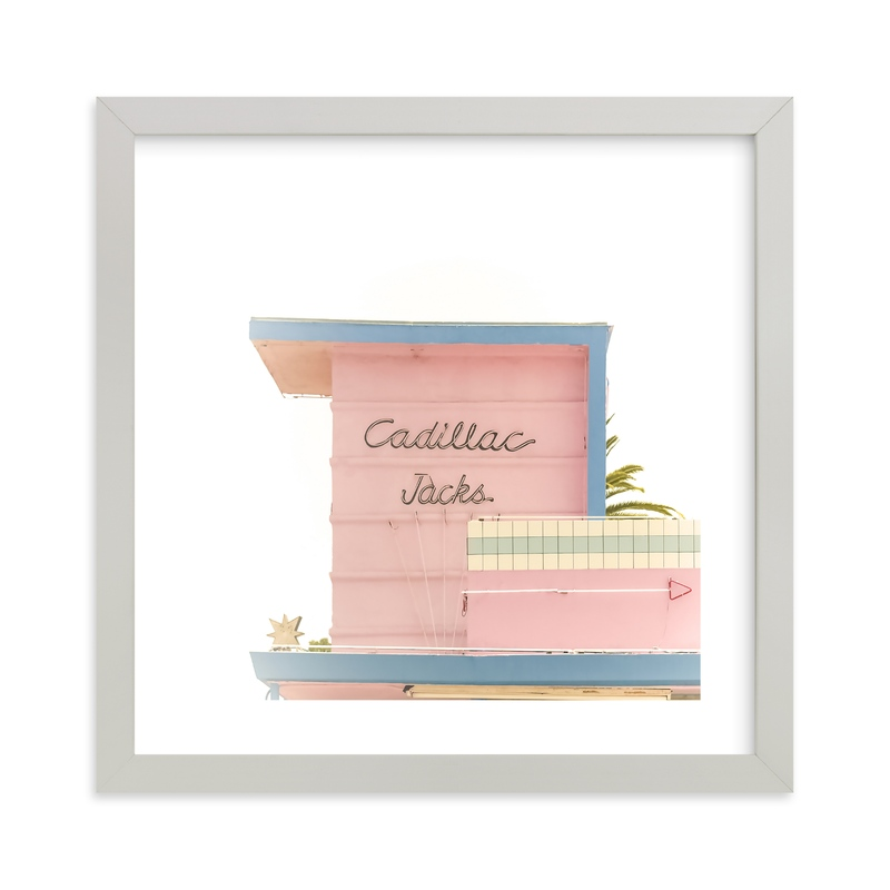"""""""Cadillac Jacks"""" - Limited Edition Art Print by Lisa Sundin in beautiful frame options and a variety of sizes."""