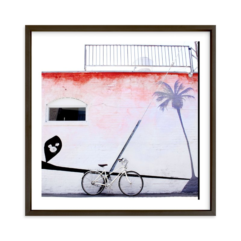 """""""Cruise"""" - Limited Edition Art Print by Calais A Le Coq in beautiful frame options and a variety of sizes."""