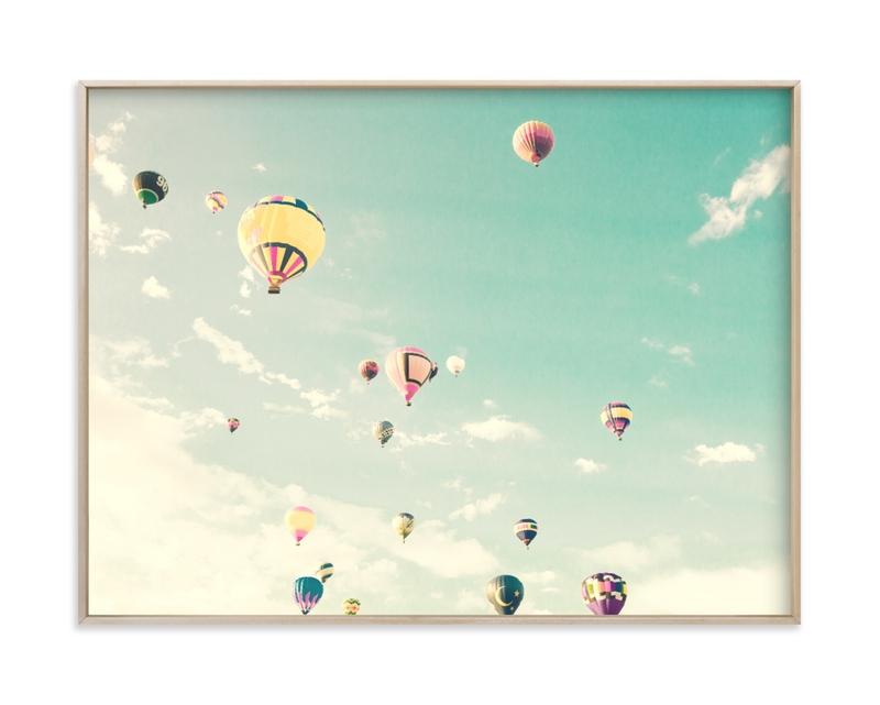 Sky Dreams Children's Art Print