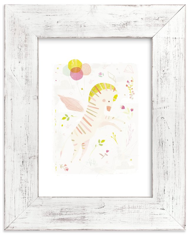 """""""Free"""" - Limited Edition Art Print by Lori Wemple in beautiful frame options and a variety of sizes."""