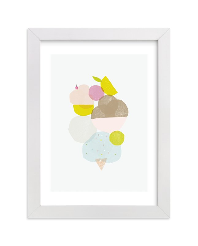 """""""Sweet"""" - Limited Edition Art Print by Lori Wemple in beautiful frame options and a variety of sizes."""