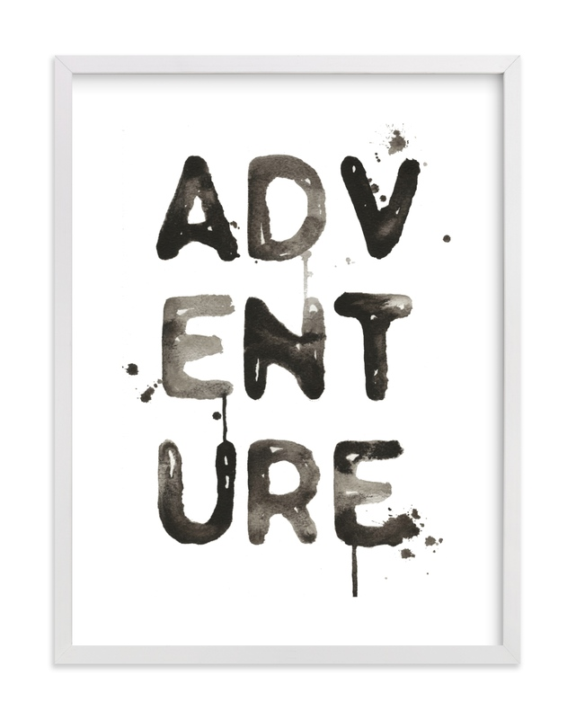 Adventure Children's Art Print