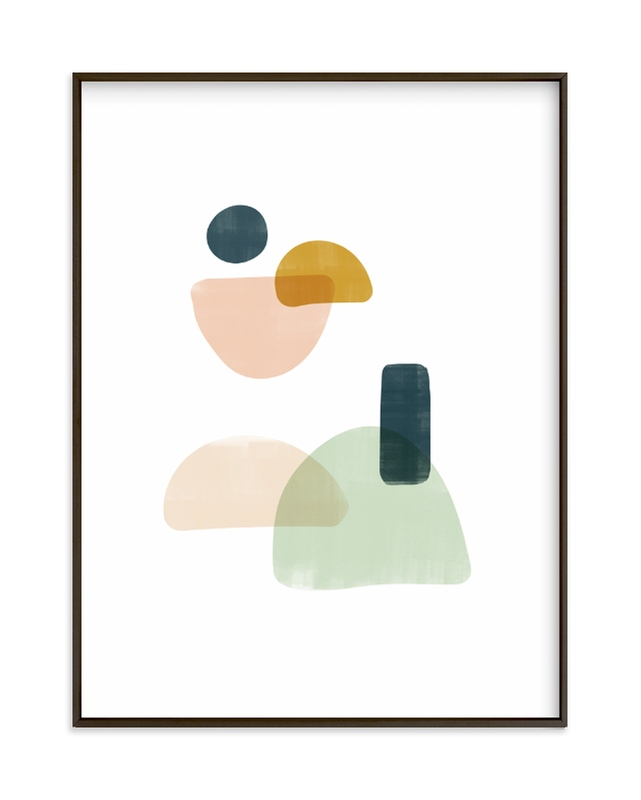 """balance no.3"" - Limited Edition Art Print by Lindsay Stetson Thompson in beautiful frame options and a variety of sizes."