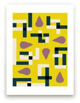 Plum Puzzle by Morgan Ramberg