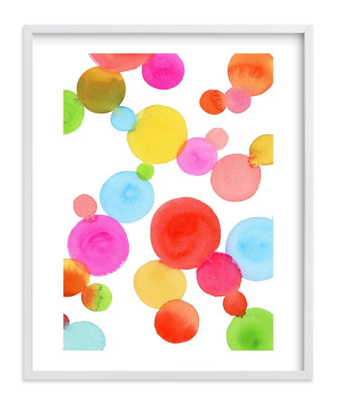 """""""Celebration"""" - Limited Edition Art Print by sue prue in beautiful frame options and a variety of sizes."""