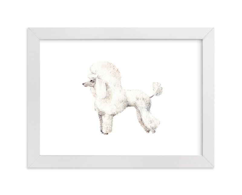 """Flawless is"" - Limited Edition Art Print by Lauren Rogoff in beautiful frame options and a variety of sizes."