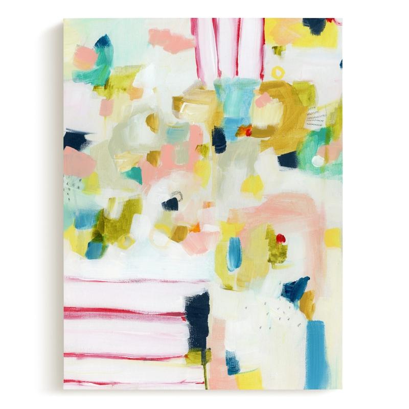 Flip Flop Children's Art Print