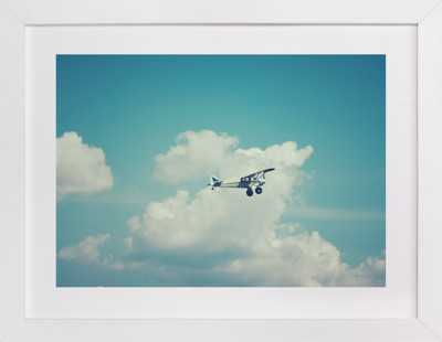 Fly With Me I Children's Art Print