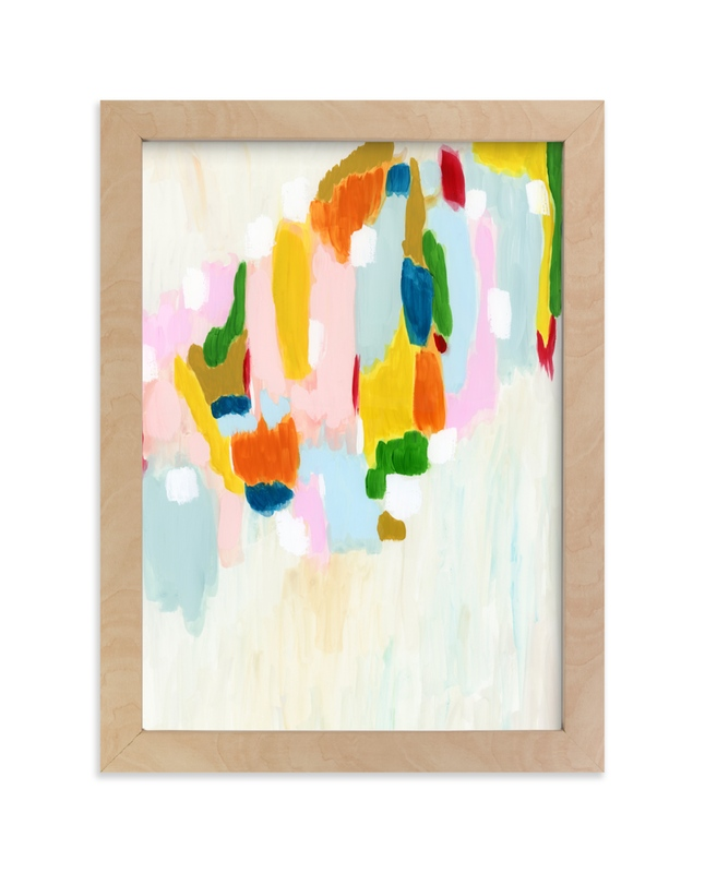 """""""California Dream"""" - Limited Edition Art Print by Yaling Hou Suzuki in beautiful frame options and a variety of sizes."""