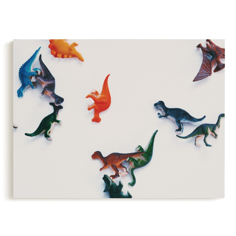 dinosaurs Children's Art Print
