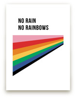 No Rain, No Rainbows by Jessica Ogden