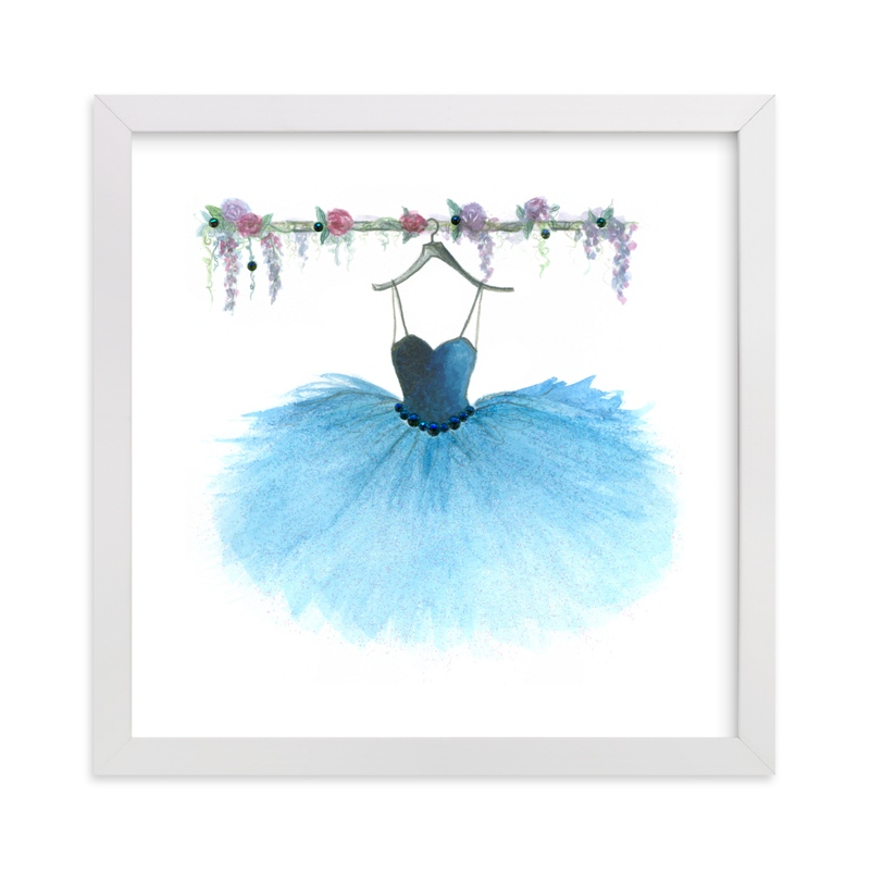 """""""Dress Up & Dream"""" by Kara Beth in beautiful frame options and a variety of sizes."""