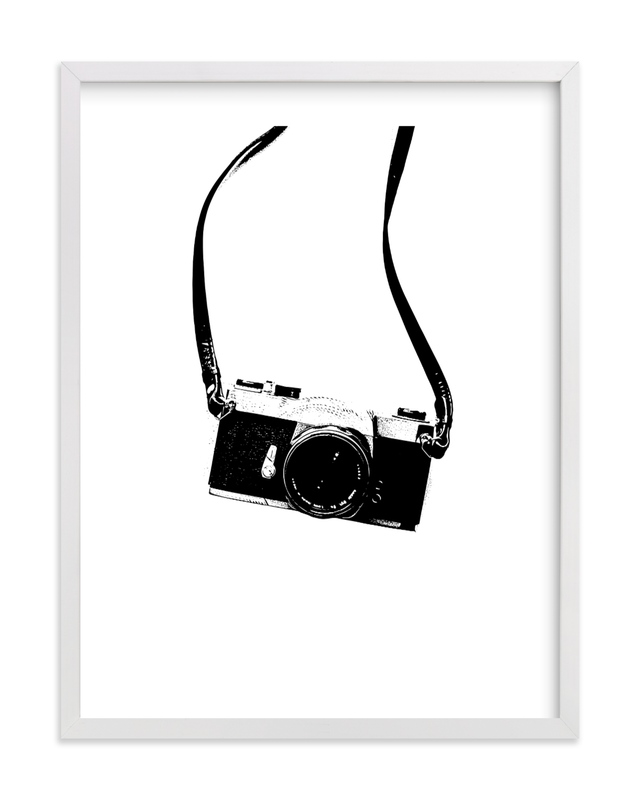 """""""Behind the Lens"""" by Alicia Youngken in beautiful frame options and a variety of sizes."""