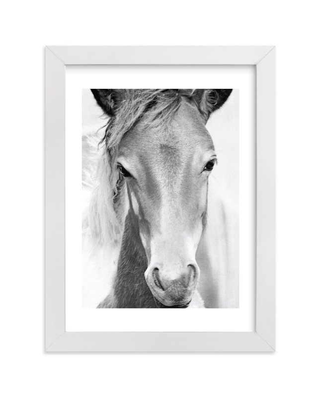 """Wild and free."" by Dawn Smith in beautiful frame options and a variety of sizes."
