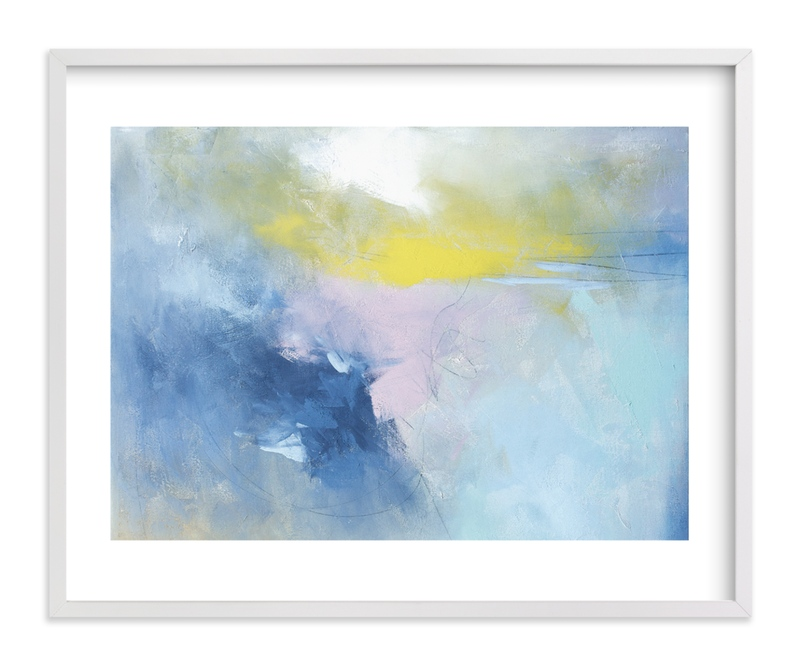 """Blissful Escape No. 2"" by Julia Contacessi in beautiful frame options and a variety of sizes."