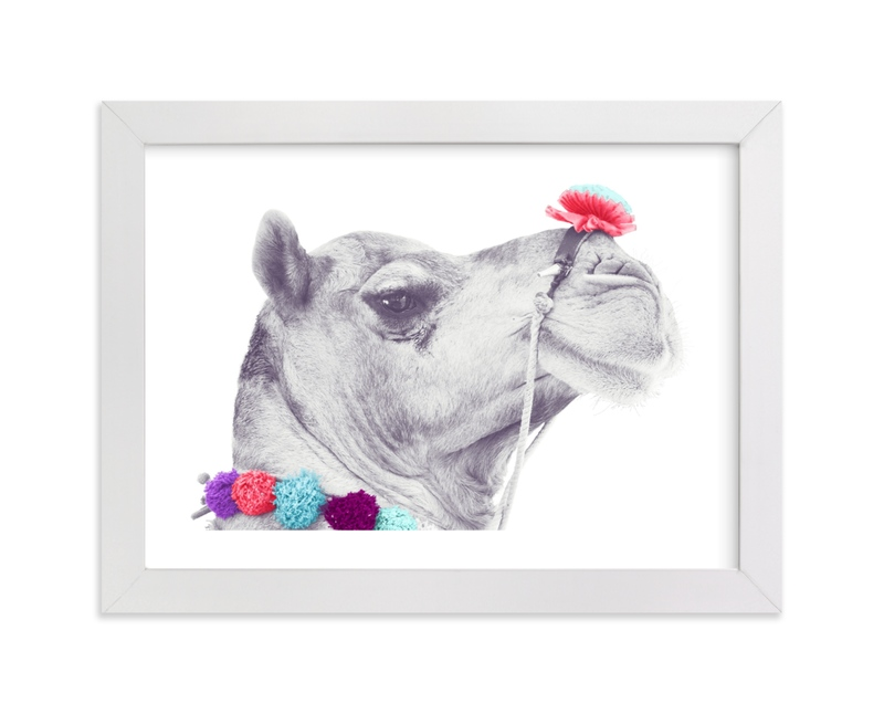 """""""All Dolled Up"""" by Kelsey Mucci in beautiful frame options and a variety of sizes."""