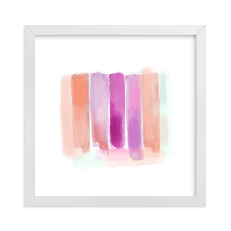 """""""Oh So Lovely"""" by Alison Jerry Designs in beautiful frame options and a variety of sizes."""