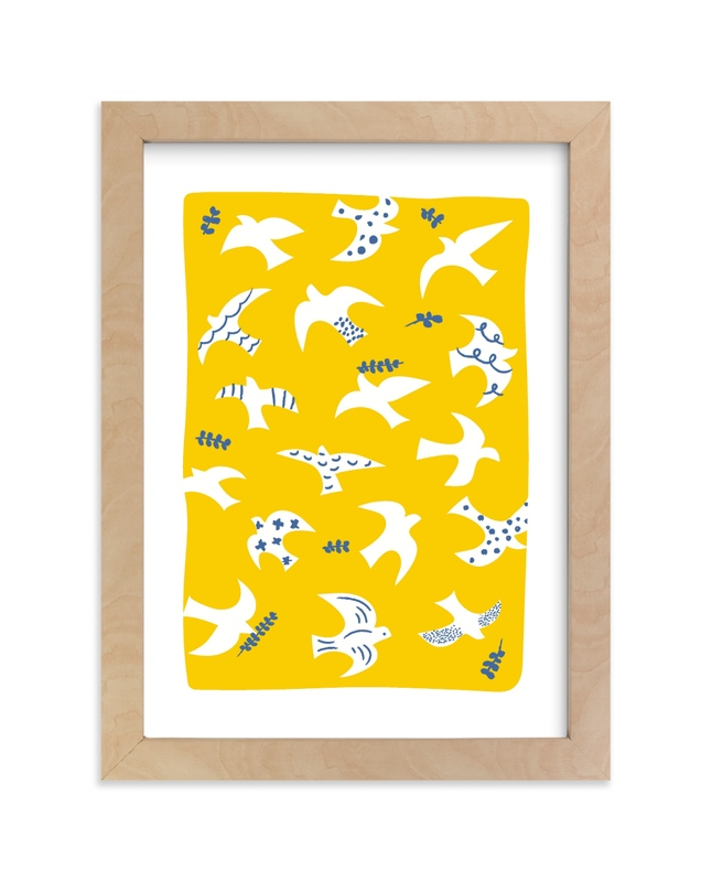 """Taking Flight"" by Ariel Rutland in beautiful frame options and a variety of sizes."
