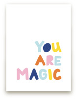 Colorful - You are Magi... by Jessica Prout