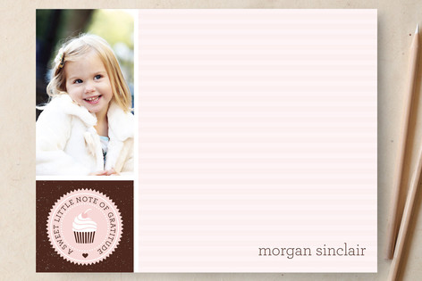 Sweet Note Children's Stationery