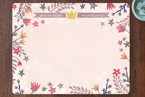 Princess Garden Children's Stationery